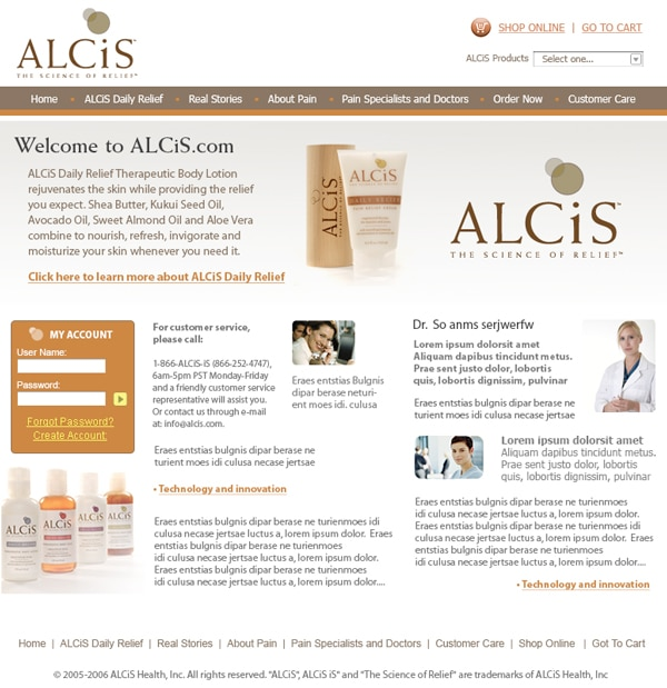 alcis comp 2
