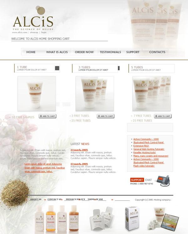 alcis comp 4
