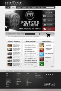 Endtime Website