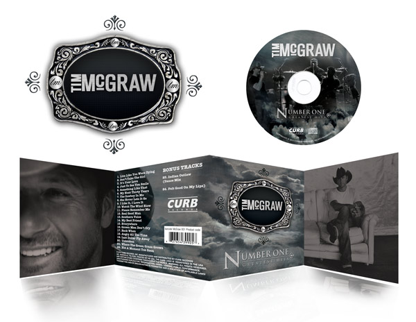 Tim McGraw CD Comp
