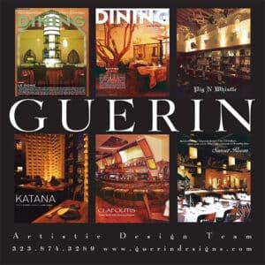 Guerin Magazine Ads