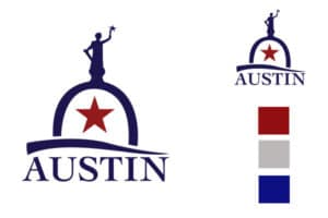 Austin State Capital Logo