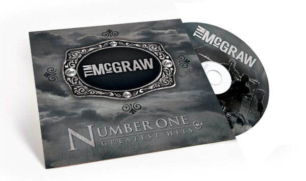 Tim McGraw CD Comp single