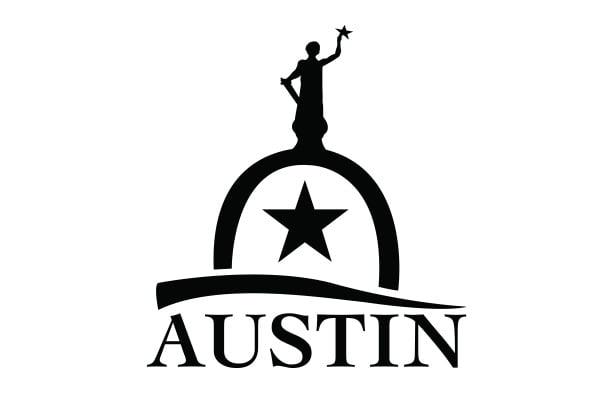 Austin BW Logo
