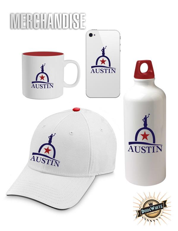 Austin City Merchandise