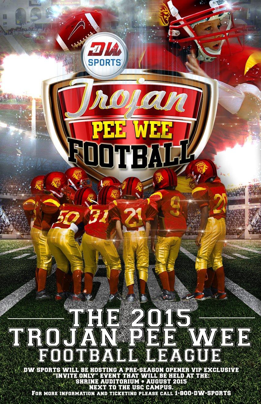 Trojan-Pee-Wee-11X17-Poster