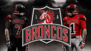 The Los Angeles Broncos