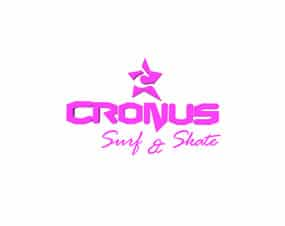 Cronus Surf and Skate Logo