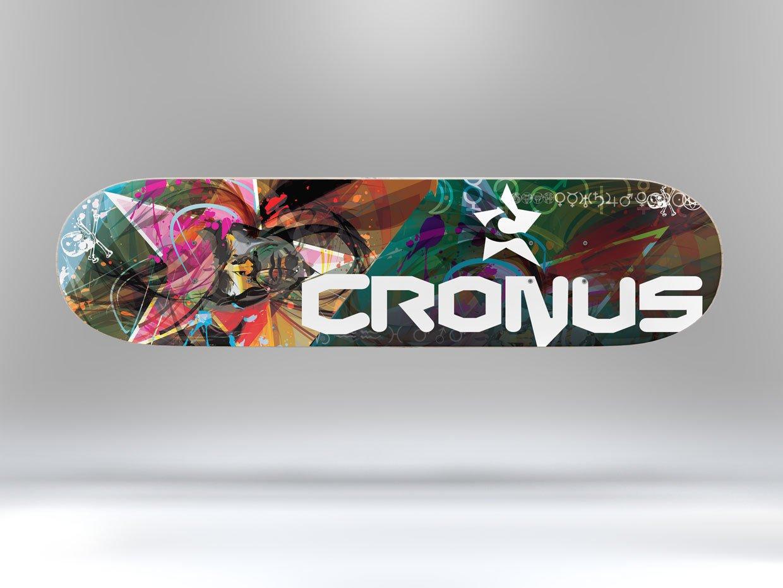 Cronus Skate Deck 4
