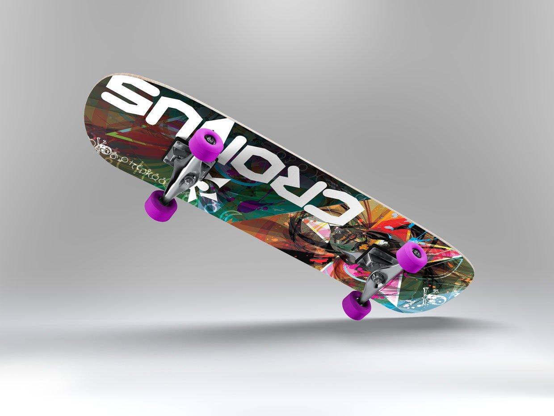 Cronus Skate Deck 3