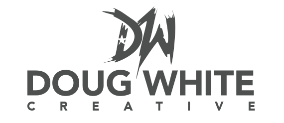 Doug White Creative Logo
