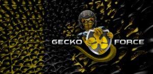 Gecko Force Mascot
