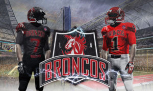 Los Angeles Broncos Feature image