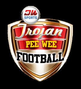 Pee Wee Trojans Logo